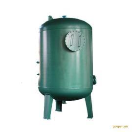 砂滤罐钢制衬胶石英砂过滤器