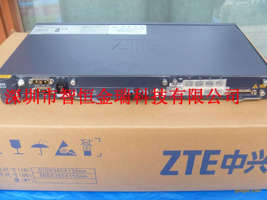 ZXMPS200由机箱、主板、插板(根据需要配置)、电源模块、风扇模块以及防尘模块组成。 以接入直流电源-48 V,提供4路光接口、21路E1电接口主板为 ZXMP S200(中兴S200)有V1.1版和V2.0版,V1.1版的群路*高速率为2.5Gbit/s;V2.0版的*高速率可达到10Gbit/s;本文档适用于V1.1版的ZXMP S200(中兴S200);另外,本文主要阐述ZXMP S200(中兴S200)的软件调试,ZXMP S200(中兴S200)的硬件调试请参考ZXMP S200(中兴S20