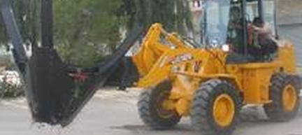 挖树机、移树机、植树机、苗木移植机