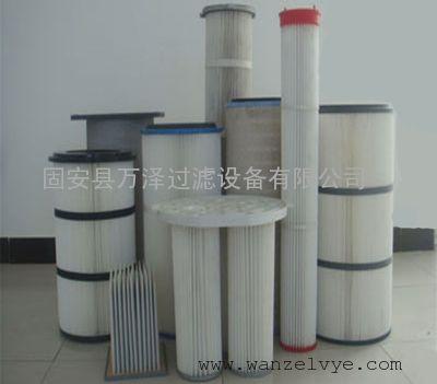 覆膜焊接烟尘除尘滤芯 3280焊接烟尘除尘滤芯厂家