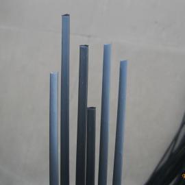 汽车保险杠专用进口PP矩形2*6mm塑料焊条