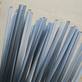 东莞全诚汽车保险杠专用进口PP矩形6*2mm塑料焊条
