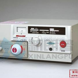 10kV AC/DC耐压测试仪TOS5101