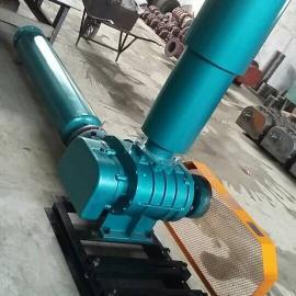 低噪音污水处理用罗茨鼓风机 真空泵