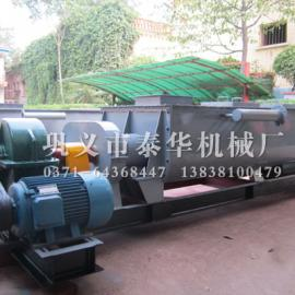 双轴粉尘加湿搅拌机生产销售厂家泰华