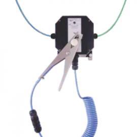 Newsongale壁挂监控型静电接地夹(电池供电)