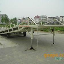 移动登车桥 物流装卸货平台 华卓重邦
