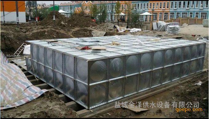 螺栓连接(复合式)装配式不锈钢水箱