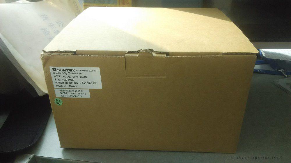 SUNTEX上泰EC-4110-ICON酸碱浓度计