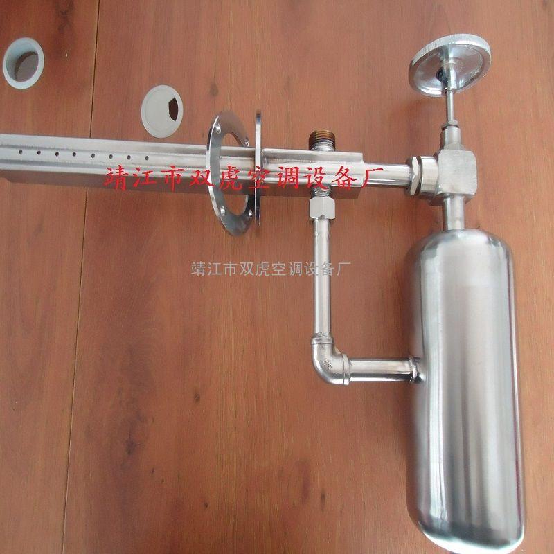 净化空调机组配套用干蒸汽加湿器(手动、电磁阀、电动型)