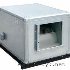 HTFC低噪音柜式�x心�L�C箱