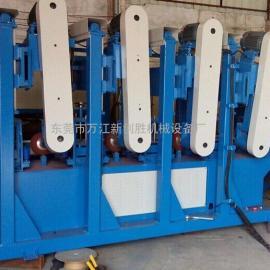 *新型铝型材拉丝机