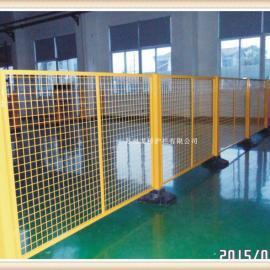 嘉兴移动车间隔离网 嘉兴移动仓库隔离网 移动无需打膨胀螺栓