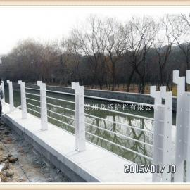 泉州不锈钢碳钢复合管桥梁护栏/不锈钢河道护栏/龙桥护栏直销