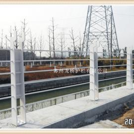 北京不锈钢复合管桥梁护栏/不锈钢碳钢复合管河道护栏/龙桥造
