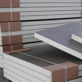 岳阳双面水泥基聚氨酯保温板