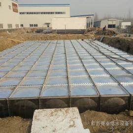地埋式恒压给水设备WHDXBF-180-108-40-I