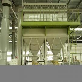 优洁75HP中央集尘机|中央脉冲集尘器|中央袋滤集尘器