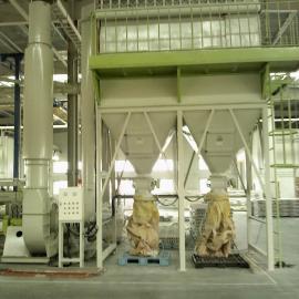 粉尘专用中央集尘机|100KW中央袋滤集尘机|大功率中央除尘器
