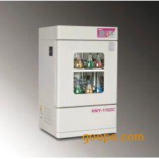 HNY-1102C立式双层小容量恒温培养摇床