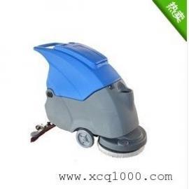 嘉兴保洁公司用洗地机|平湖食品车间用海星OK-500洗地机