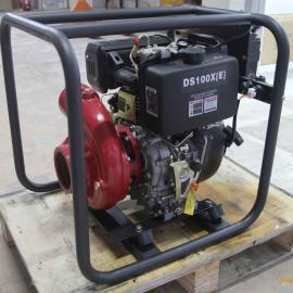 90M100米�P程柴油�C自吸抽水泵