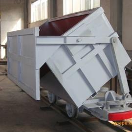 MCC1.6-6曲轨侧卸式矿车质优价廉厂家直销