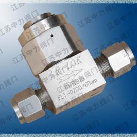 卡套式T型过滤器 进口GL91H过滤器 气体过滤器