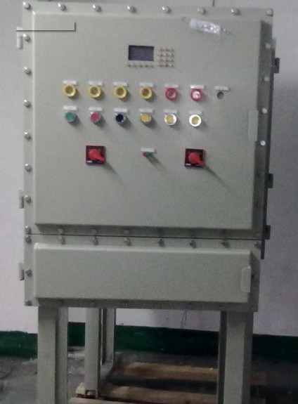 PLC防爆配电电气柜