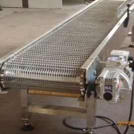 小型输送机 不锈钢网带输送机 皮带输送机