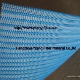 蓝色聚酯网烘干带