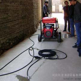 凯莲焦炉煤气管道清洗高压水枪