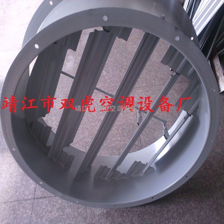 圆形通风风量调节阀(尺寸颜色可定制)、风阀生产厂家