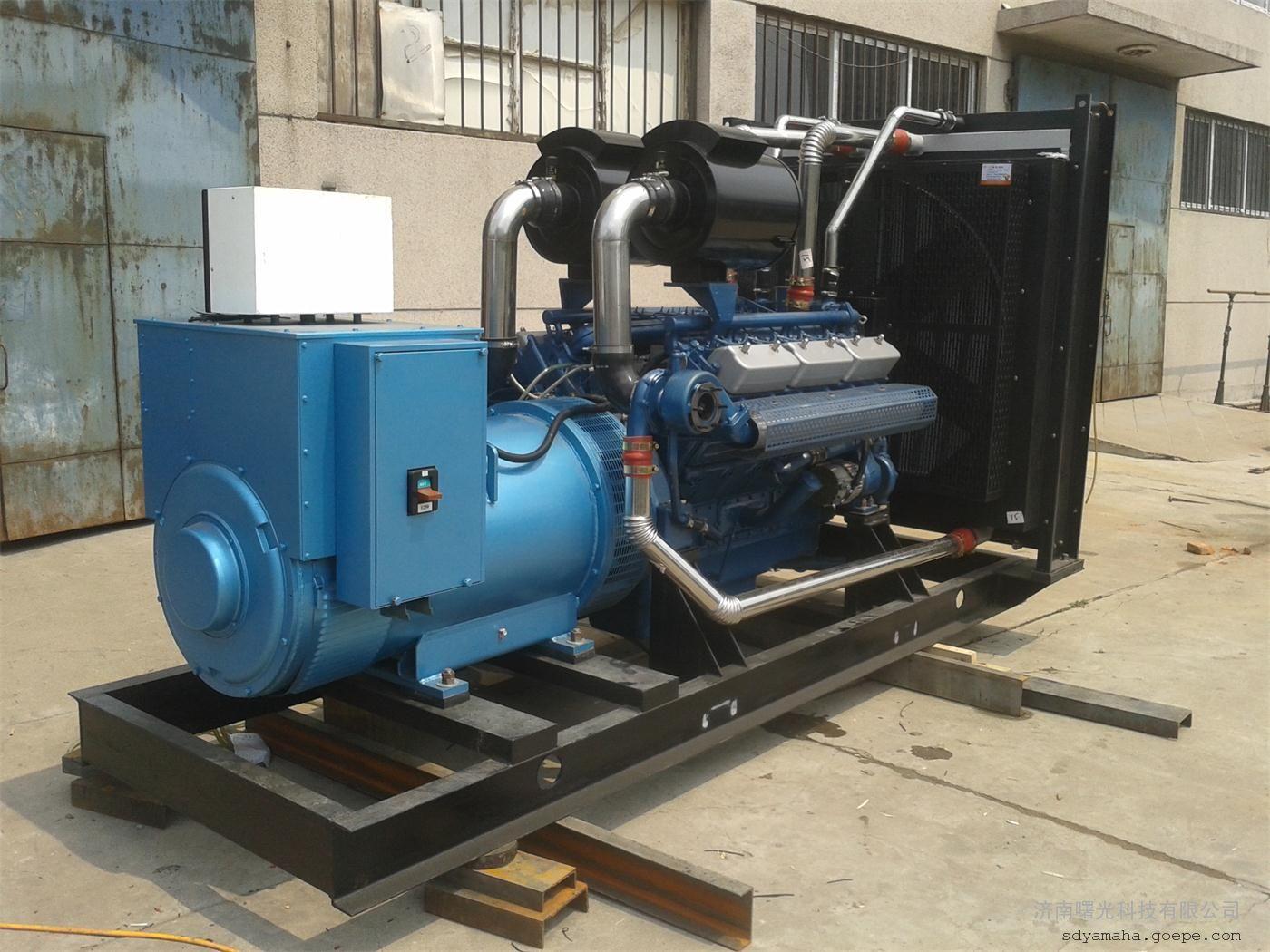 柴油发电机组每进行一个工作过程就是一个工作循环