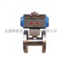 专业生产气动广式球阀-阿斯塔阀门