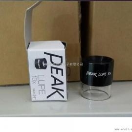 日本PEAK必佳1961-10X手持式放大镜 圆筒式放大镜