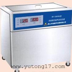 台式单槽式高频率数控超声波清洗器KH-1000TDB(72L)