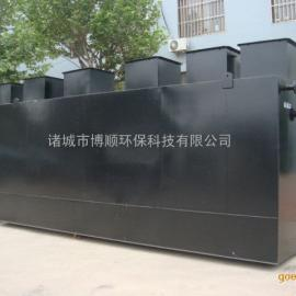 地埋式污水处理设备 农村生活污水处理设备