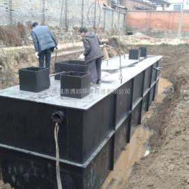小区污水处理成套设备、诸城博顺环保设备、小区污水处理装置