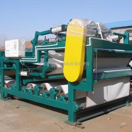 带式污泥脱水一体机 污泥压干处理成套设备 带式污泥压滤机