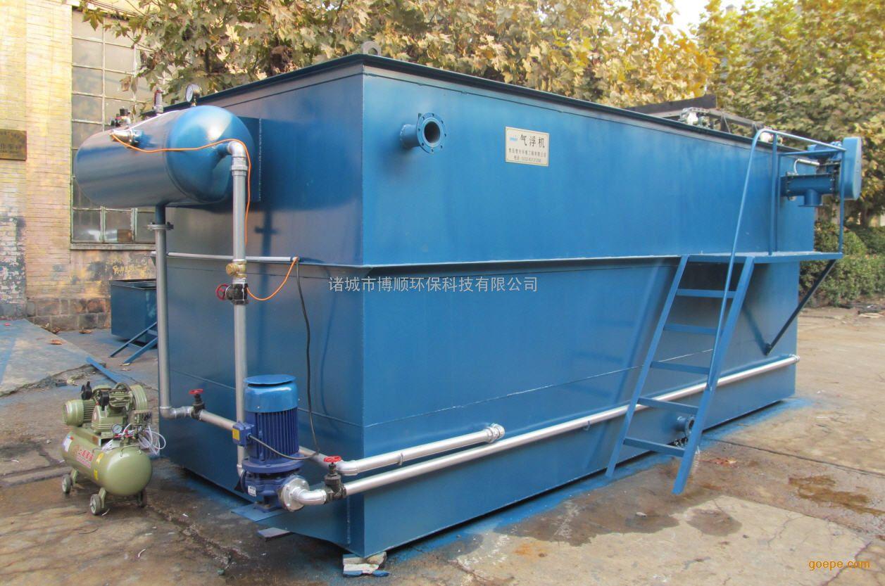 屠宰污水气浮设备 工业污水气浮设备 印染污水气浮设备