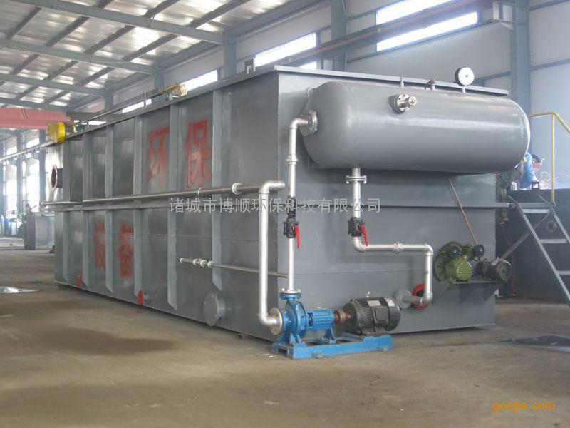 气浮设备 气浮装置  溶气气浮设备 涡凹气浮设备