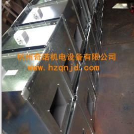 杭州奇诺GDF(DXF)2.5-4型低噪声箱式离心管道风机
