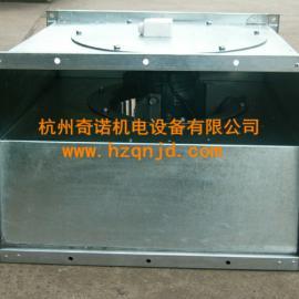 GDF静音型箱式管道离心风机DXF3.5-8型通风排烟风机