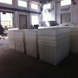 南平840L塑料方形桶批发,龙岩滚塑方桶,840LPE方桶