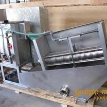 叠螺式污泥脱水机本行出产厂家