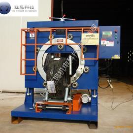 B21-GS立式钢丝缠绕包装机(外挂式)