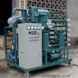 ZJA-50JK进口配置绝缘油变压器油双级真空滤油机