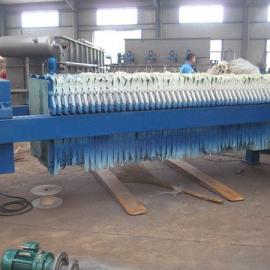 板框式污泥压滤机  厢式压滤机   粘细物料分离