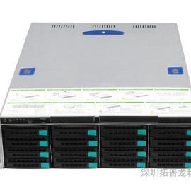 拓普龙R355-16B热插拔服务器机箱